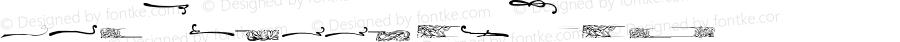 ChancellorExtras ☞ Version 001.000 ;com.myfonts.pintassilgo.chancellor.extras.wfkit2.3AAL