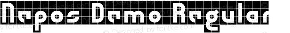 Nepos Demo Regular preview image