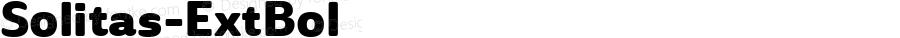 Solitas-ExtBol ☞ 1.000;com.myfonts.easy.insigne.solitas.ext-bold.wfkit2.version.4oeb