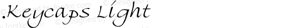 .Keycaps Light
