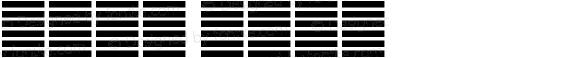 系统字体 中等斜体
