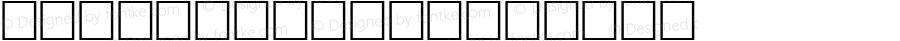FutanaItal Regular Altsys Fontographer 3.5  9/25/92
