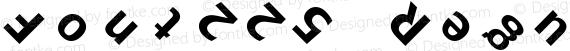 Font225 Regular preview image