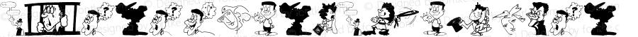 Characters-C Regular Version 1.000;PS 001.000;hotconv 1.0.38