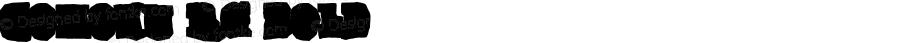 Gomoku Rg Bold OTF 1.000;PS 001.001;Core 1.0.29