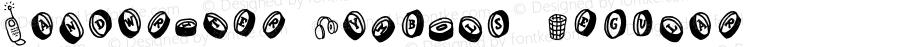 Handwriter-Symbols Regular 001.000