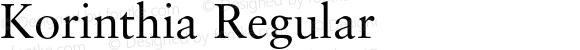 Korinthia Regular
