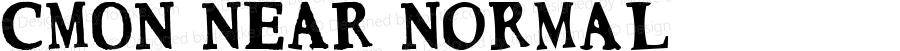CMON NEAR Normal 1.0 Mon Aug 25 11:48:09 2003