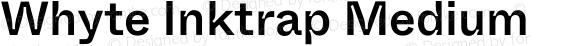 Whyte Inktrap Medium
