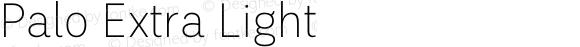 Palo Extra Light