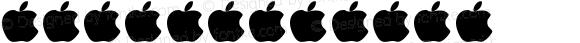 Apple Medium Version 001.000