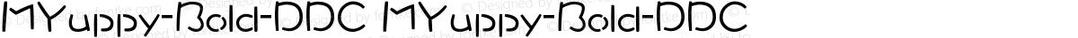 MYuppy-Bold-DDC MYuppy-Bold-DDC