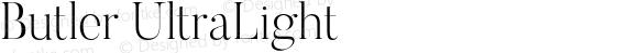 Butler UltraLight