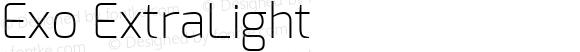Exo ExtraLight