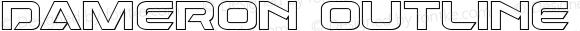 Dameron Outline Outline