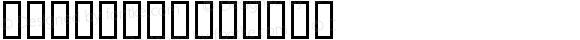 Arb047 Regular Altsys Fontographer 4.1 6/30/95