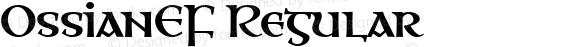 OssianEF Regular Version 1.00