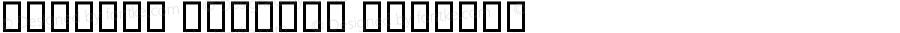 W_shafa Collage Regular Macromedia Fontographer 4.1 8/29/2005