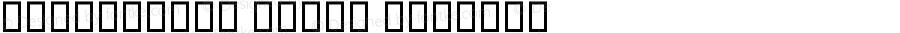 W_kamposet kordi Regular Macromedia Fontographer 4.1 8/29/2005
