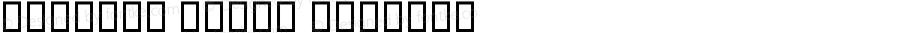 W_lotus kordi Regular Macromedia Fontographer 4.1 8/29/2005