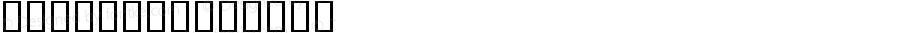 Arb032 Regular Altsys Fontographer 4.0.4 3/30/95