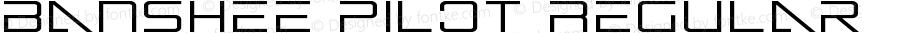 Banshee Pilot Regular Version 1.0; 2016