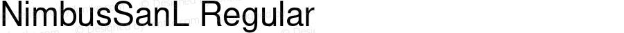 NimbusSanL Regular Version 1.000;PS 1.00;hotconv 1.0.57;makeotf.lib2.0.21895
