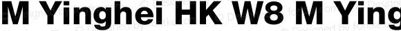 M Yinghei HK W8 M Yinghei HK W8 Version 1.00