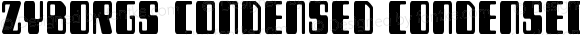 Zyborgs Condensed Condensed Version 3.0; 2016