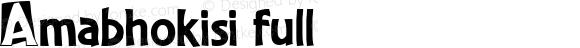 Amabhokisi full Macromedia Fontographer 4.1.2 2004‐07‐23