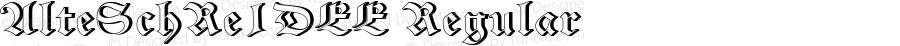 AlteSchRe1DEE Regular Version 001.005
