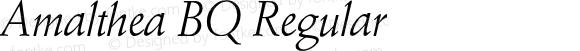Amalthea BQ Regular Version 001.000