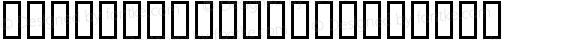 Amaricainline Regular Macromedia Fontographer 4.1 13/12/97