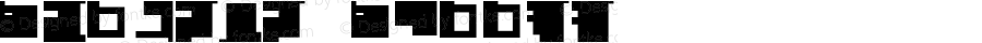 YMCkana Yellow Macromedia Fontographer 4.1J 2002.10.08