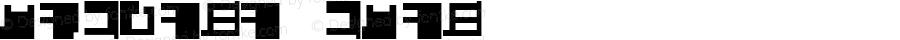 YMCkana Cyan Macromedia Fontographer 4.1J 2002.10.08