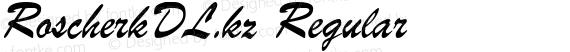 RoscherkDL.kz Regular preview image