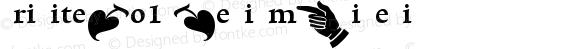 TriniteNo1 MediumWidePi