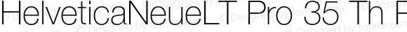 HelveticaNeueLTPro-Th