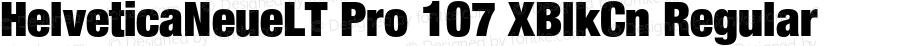 HelveticaNeueLTPro-XBlkCn