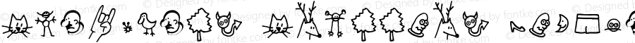 Chankbats Critters Regular Version 3.301;PS 003.003;hotconv 1.0.38