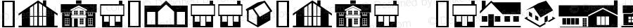 HomeSweetHome Regular Macromedia Fontographer 4.1.4 01/23/02