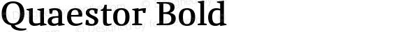 Quaestor Bold