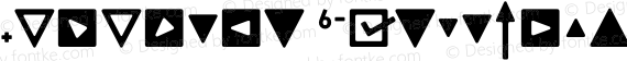 Katarine 6-SemiBold Expert Regular preview image