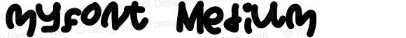 myfont Medium