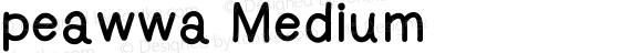 peawwa Medium