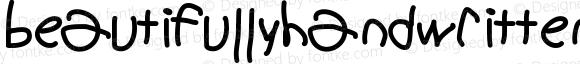 beautifullyhandwritten Medium