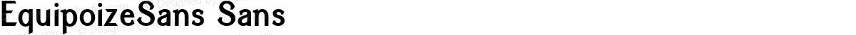 EquipoizeSans Sans
