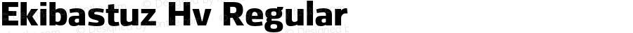 Ekibastuz Hv Regular Version 1.000 2006 initial release