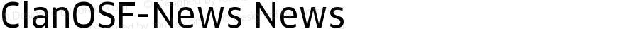 ClanOSF-News News Version 7.502