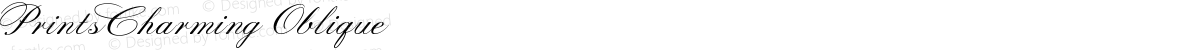 PrintsCharming Oblique